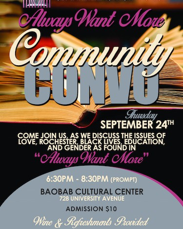 always-want-more-community-convo-flyer
