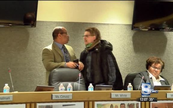 Conflict erupts at rochester city school district meeting