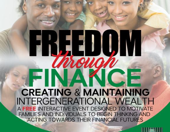 Freedom through Finance (1)