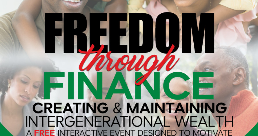 Freedom through Finance (1)